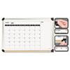 The Board Dudes Perpetual Calendar Dry Erase Board, 23