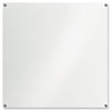 The Board Dudes Glass Dry Erase Board, 42 x 42, Unframed