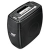 Fellowes® Powershred PS-12CS Light-Duty Cross-Cut Shredder, 12 Sheet Capacity