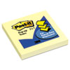 Post-it® Pop-up Notes Original Canary Yellow Pop-Up Refill, 3 x 3, 12/Pack