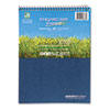Roaring Spring® Environotes Sugarcane Notebook, 8 1/2 x 11 1/2, Flipper, 80 Sheets, College Rule