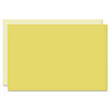 Eco Brites Too Cool Foam Board, 20x30, Tan/Ivory, 5/Carton