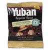 Yuban Regular Roast Coffee, 1 1/2 oz Packs, 42/Carton