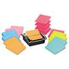 Post-it® Pop-up Notes Super Sticky Super Sticky Pop-up Dispenser Value Pack, 3 x 3, Assorted