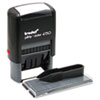 Trodat® Self-Inking Do It Yourself Message Dater, 3/4 x 1 7/8