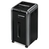 Fellowes® Powershred 225Ci Continuous-Duty Cross-Cut Shredder, 20 Sheet Capacity