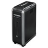 Fellowes® Powershred 125i Heavy-Duty Strip-Cut Shredder, 18 Sheet Capacity