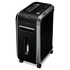 Fellowes® Powershred 99Ci 100% Jam Proof Cross-Cut Shredder, 18 Manual Sheet Capacity