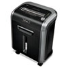 Fellowes® Powershred 79Ci Medium-Duty Cross-Cut Shredder, 16 Sheet Capacity