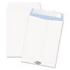 Cirrus Tyvek Lightweight Catalog Envelope, 10 x 13, White, 100/Box