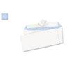 Cirrus Tyvek Lightweight Security Envelope, #10, White, 100/Box