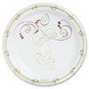 SOLO® Cup Company Symphony Paper Dinnerware, Heavyweight Plate, 9