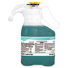 Diversey™ Crew Restroom Floor & Surface Non-Acid Disinfectant Cleaner, Two 1.4L Bottles