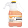 Diversey™ Stride Neutral Cleaner, Citrus Scent, Liquid, Two 1.4L Bottles