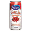 Ocean Spray® Sparkling Cranberry Juice, 12oz Can, 12/Carton
