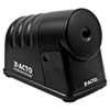 X-ACTO® PowerHouse Desktop Electric Pencil Sharpener, Black