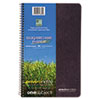 Roaring Spring® Environotes Sugarcane Notebook, 9 1/2 x 6, 1 Subj, 80 Sheets, College, Assorted