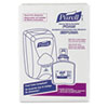 PURELL® TFX Touch Free Dispenser Kit, with 1200ml Refill, White