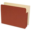 Gussco End Tab File Pocket, Letter, 4