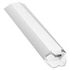 Quality Park™ Expand-on-Demand Mailing Tube, White, 2 to 4 3/4 x 15