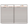AT-A-GLANCE® Standard Diary® Standard Diary Recycled Loose-Leaf Daily Reminder, 5-3/4 x 8-1/4, 2014