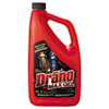 Drano® Max Gel Clog Remover, 2.5qt Bottle, 6/Carton