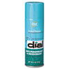 Dial® Scented Anti-Perspirant & Deodorant, Crystal Breeze, 4oz Aerosol, 24/Carton