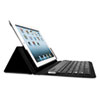 Kensington® KeyFolio Expert Folio Keyboard, For Ipad 3, Black