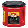 Folgers® Large Can Coffee, Black Silk, 27.8 oz Can