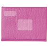 Scotch® Plastic Bubble Mailer, Side Seam, #5, 10 1/2 x 15, Pink, 6/Pk