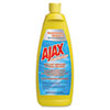 Ajax® Scouring Creme Cleanser, Lemon, Cream, 24.5oz Bottle, 9/Carton