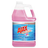 Ajax® Dish Detergent, Pink Rose, 1gal Bottle