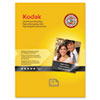 Kodak Ultra Premium Photo Paper, 10 mil, High-Gloss, 4 x 6, 20 Sheets/Pack