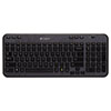 Logitech® K360 Wireless Keyboard, Compact, For Windows, Black