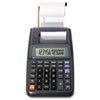 Innovera® 16010 One-Color Printing Calculator, 12-Digit LCD, Black