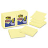 Post-it® Pop-up Notes Super Sticky Super Sticky Pop-Up Refill, 3 x 3, Canary Yellow, 90/Pad, 12 Pads/Pack