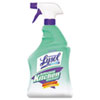 Professional LYSOL® Brand Antibacterial Kitchen Cleaner, 32 oz. Spray Bottle