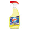 Windex® Antibacterial Multi-Surface Cleaner, 32oz Spray Bottle, 8/Carton
