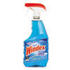 Windex® Ammonia-D Glass Cleaner, 32oz Spray Bottle,12/Carton