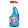 Windex® Ammonia-D Glass Cleaner, 32oz Spray Bottle,12/Carton