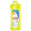 Mr. Clean® Multi-Surface Antibacterial Cleaner, Summer Citrus, 28 oz Bottle