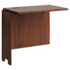 Office Connect by Bush Furniture Envoy Series Return, 32w x 20d x 30-1/4h, Hansen Cherry