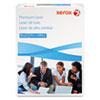 Xerox® Premium Laser Paper, 97 Brightness, 24lb, 8-1/2 x 11, White, 500 Sheets/Ream