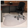 ES Robbins® 66x60 Workstation Chair Mat, Professional Series AnchorBar for Carpet up to 3/4