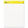 Post-it® Easel Pads Self-Stick Easel Pads, 25 x 30, White, 2 30-Sheet Pads/Carton