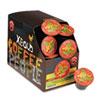 Coffee People® Jet Fuel Dark Roast Coffee K-Cups, 96/Carton