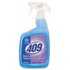 Formula 409 Glass & Surface Cleaner, 32 oz. Trigger Spray Bottle