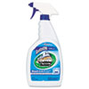 Scrubbing Bubbles® Bleach 5-in-1 Cleaner, Fresh Clean, 32oz Trigger Bottle, 8/CT