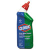 Clorox® Toilet Bowl Cleaner with Bleach, Fresh, 24oz Bottle, 12/Carton