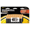 Duracell® CopperTop Alkaline Batteries with Duralock Power Preserve Technology, AA, 16/Pk